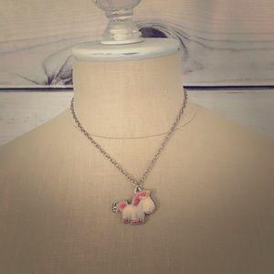 Despicable Me Unicorn Locket Necklace